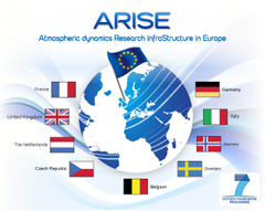 ARISE project Europe